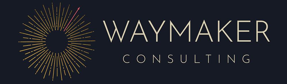 Waymaker Blue Logo
